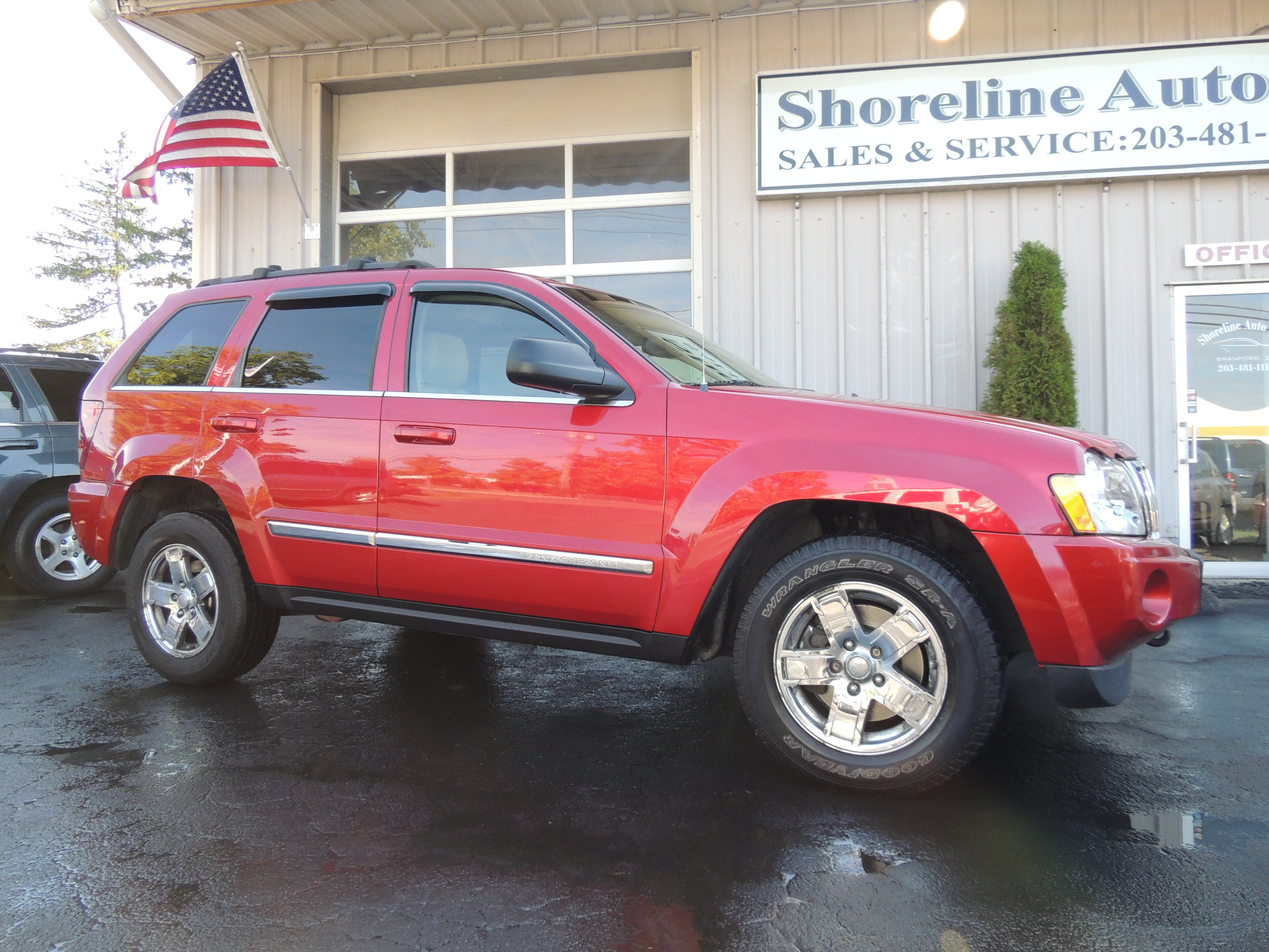 2005 jeep grand cherokee limited 5 7l hemi shoreline. Black Bedroom Furniture Sets. Home Design Ideas