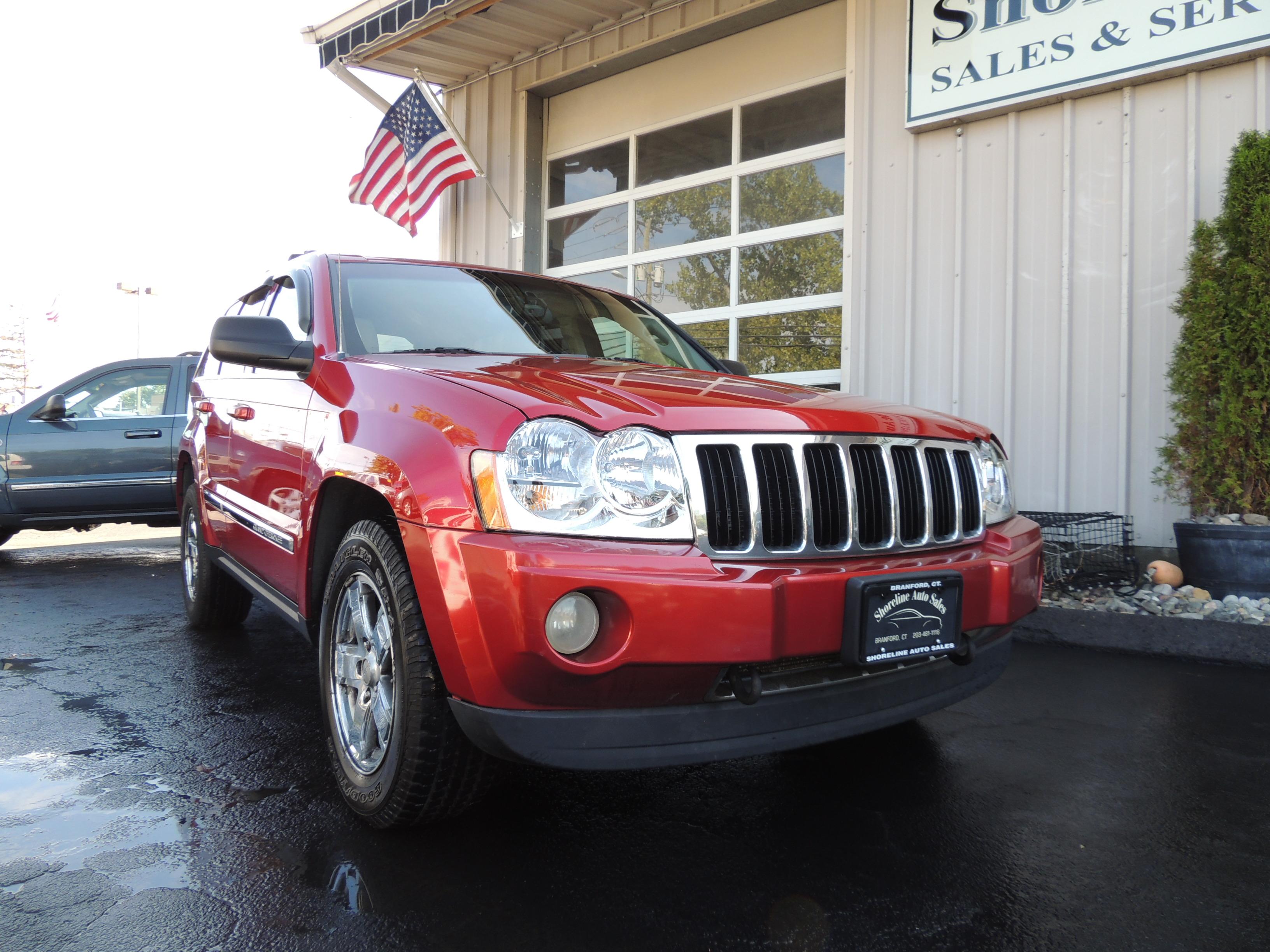 Jeeps For Sale In Ct >> 2005 Jeep Grand Cherokee Limited 5.7L HEMI | Shoreline Auto Sales