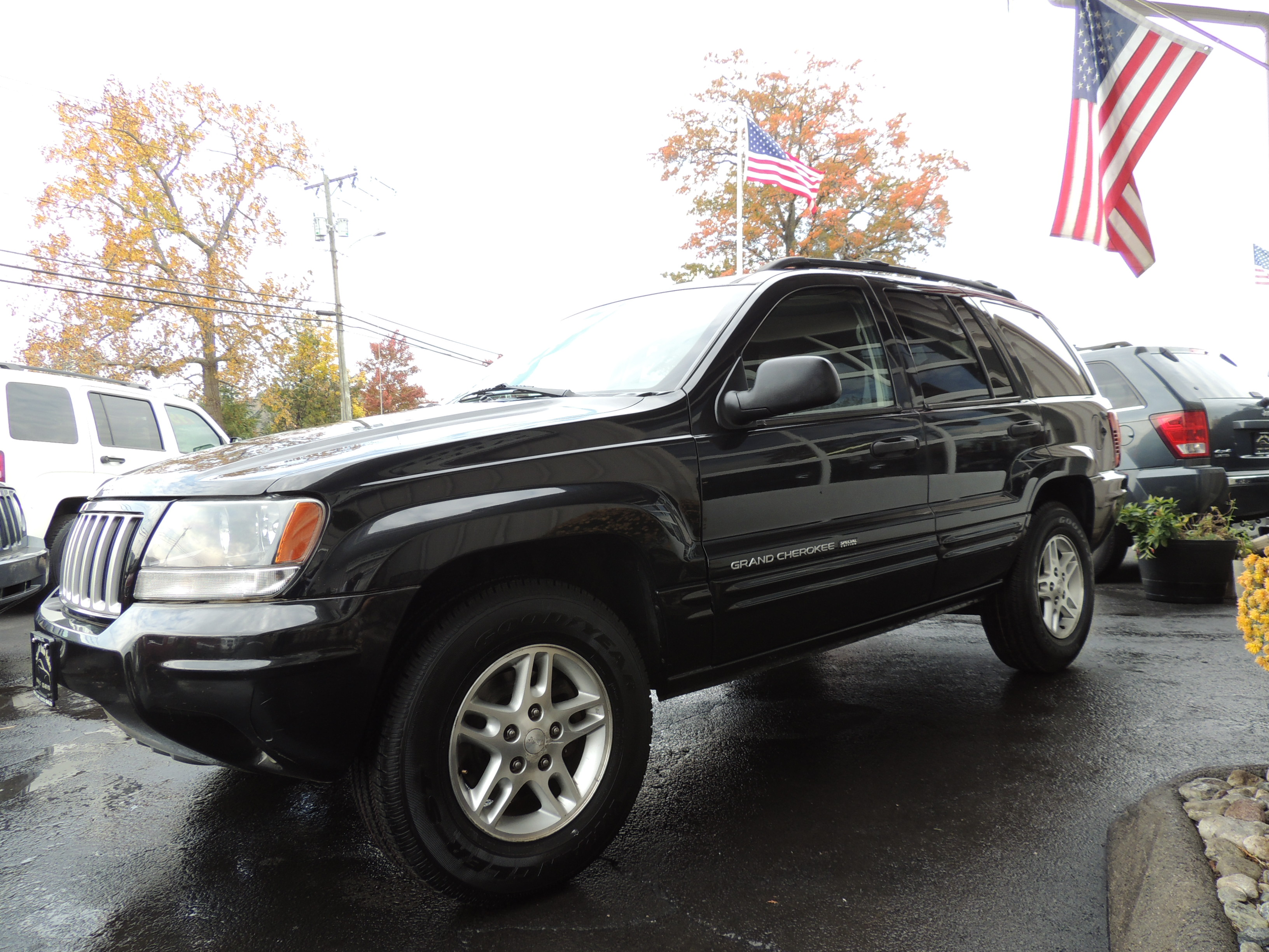 2004 jeep grand cherokee special edition shoreline auto sales. Black Bedroom Furniture Sets. Home Design Ideas