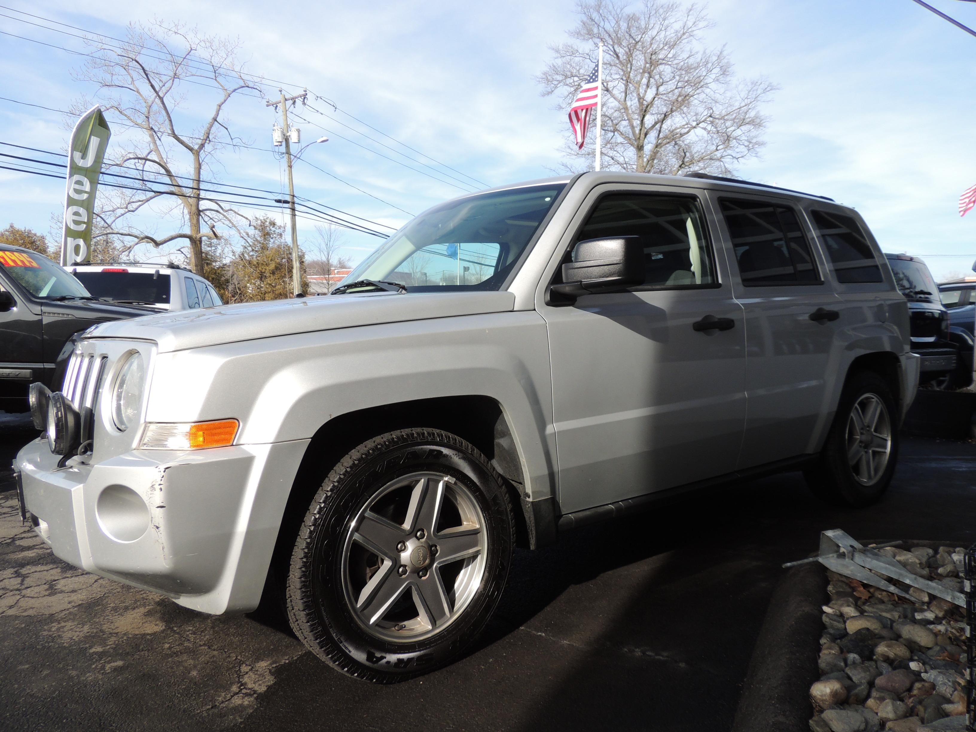 Jeeps For Sale In Ct >> 2008 Jeep Patriot | Shoreline Auto Sales