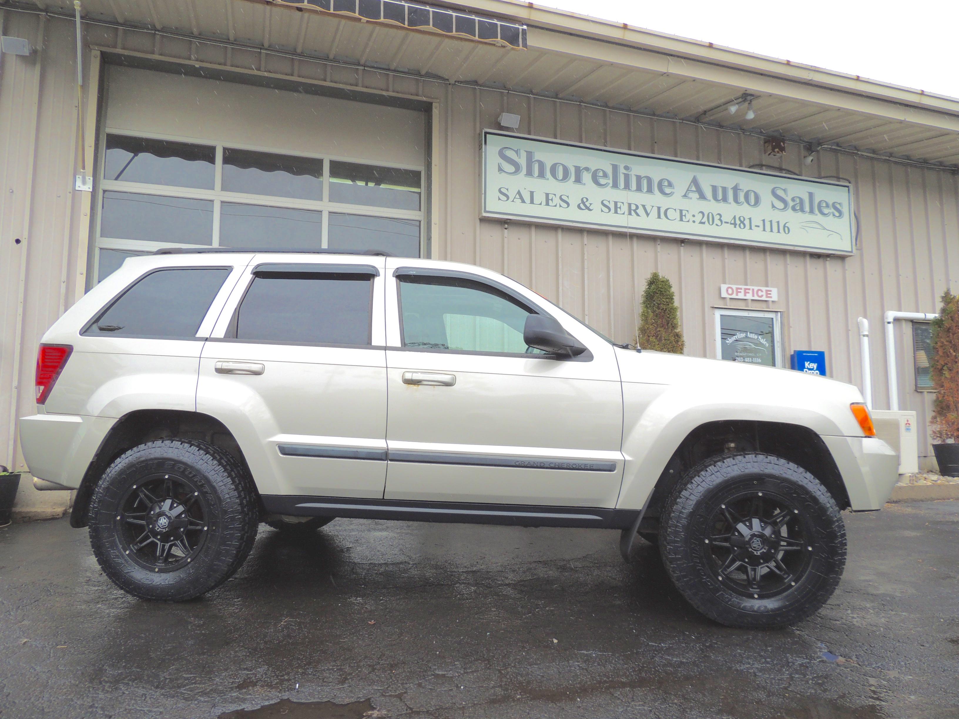 2008 jeep grand cherokee shoreline auto sales. Black Bedroom Furniture Sets. Home Design Ideas