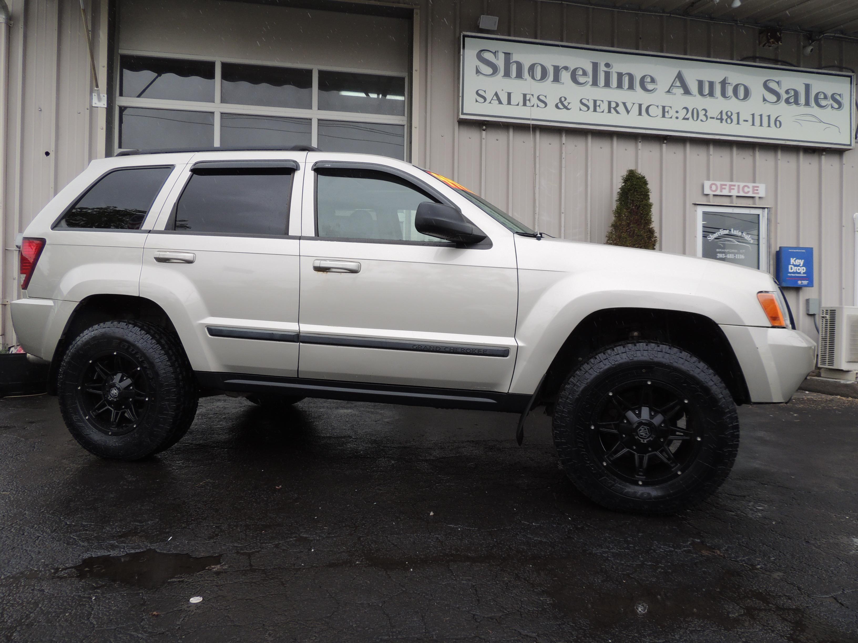 2008 Jeep Grand Cherokee Shoreline Auto Sales