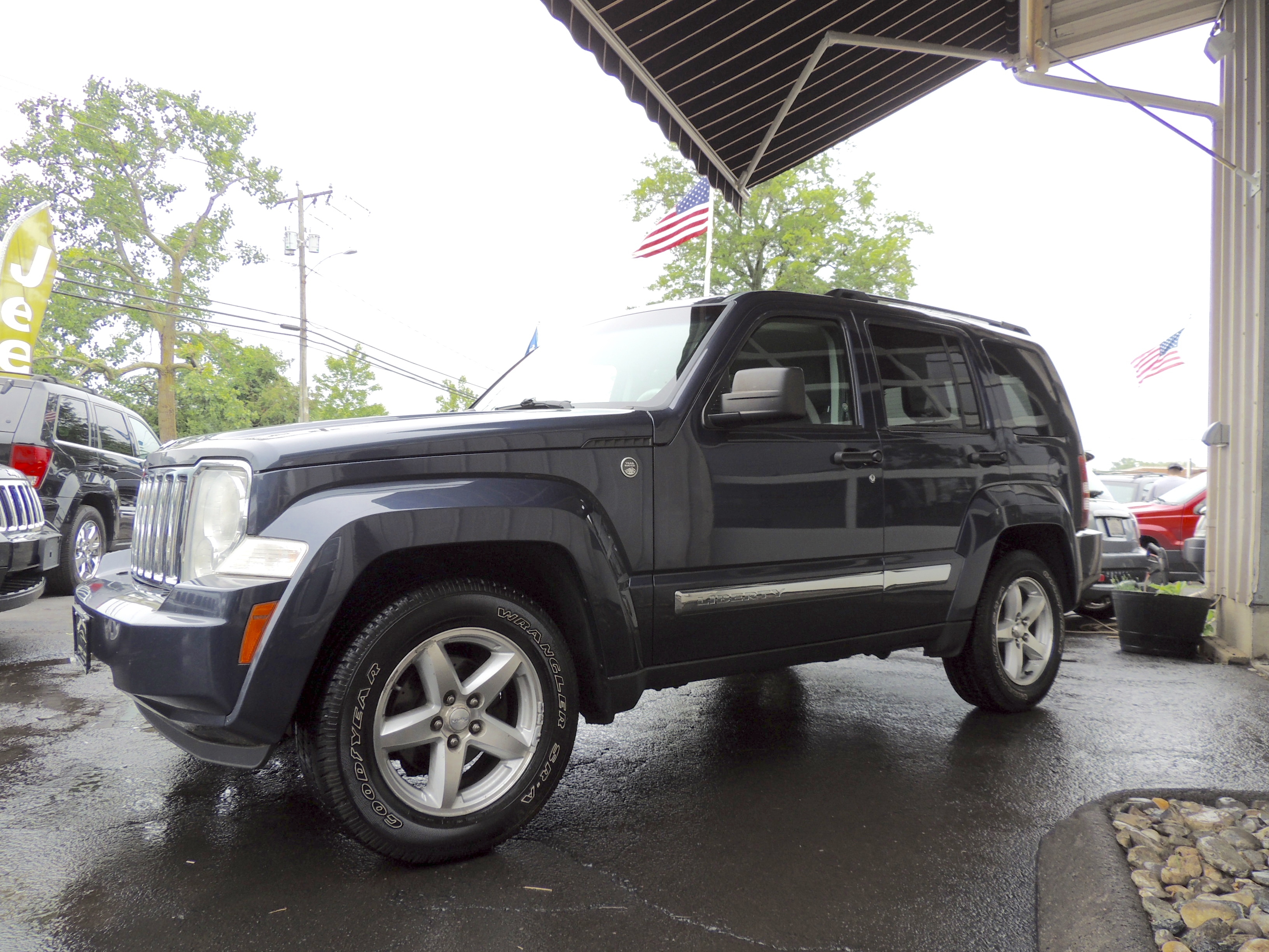 2002 Jeep Liberty For Sale >> 2008 Jeep Liberty Limited Edition   Shoreline Auto Sales