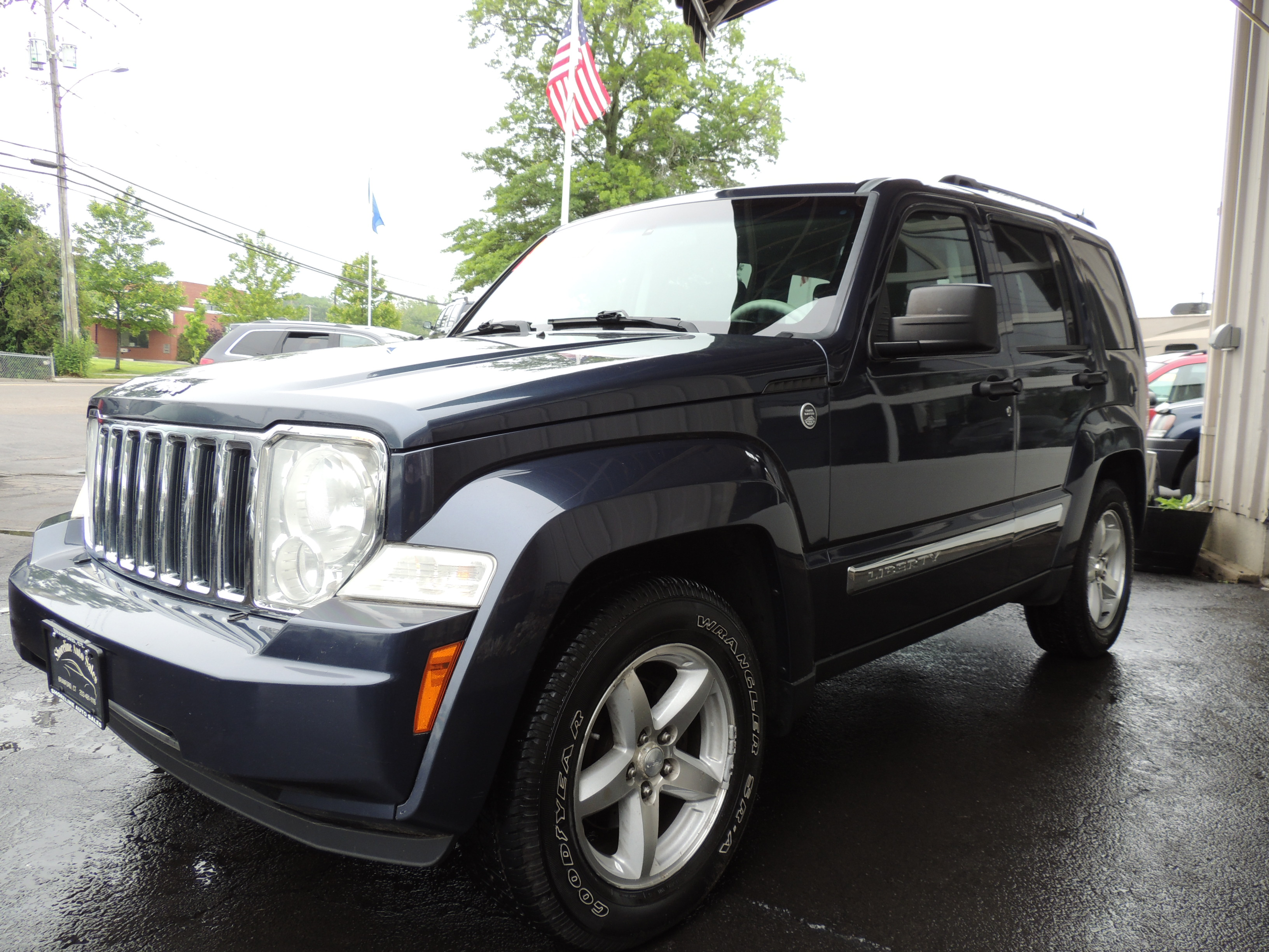 Liberty Auto Sales >> 2008 Jeep Liberty Limited Edition | Shoreline Auto Sales