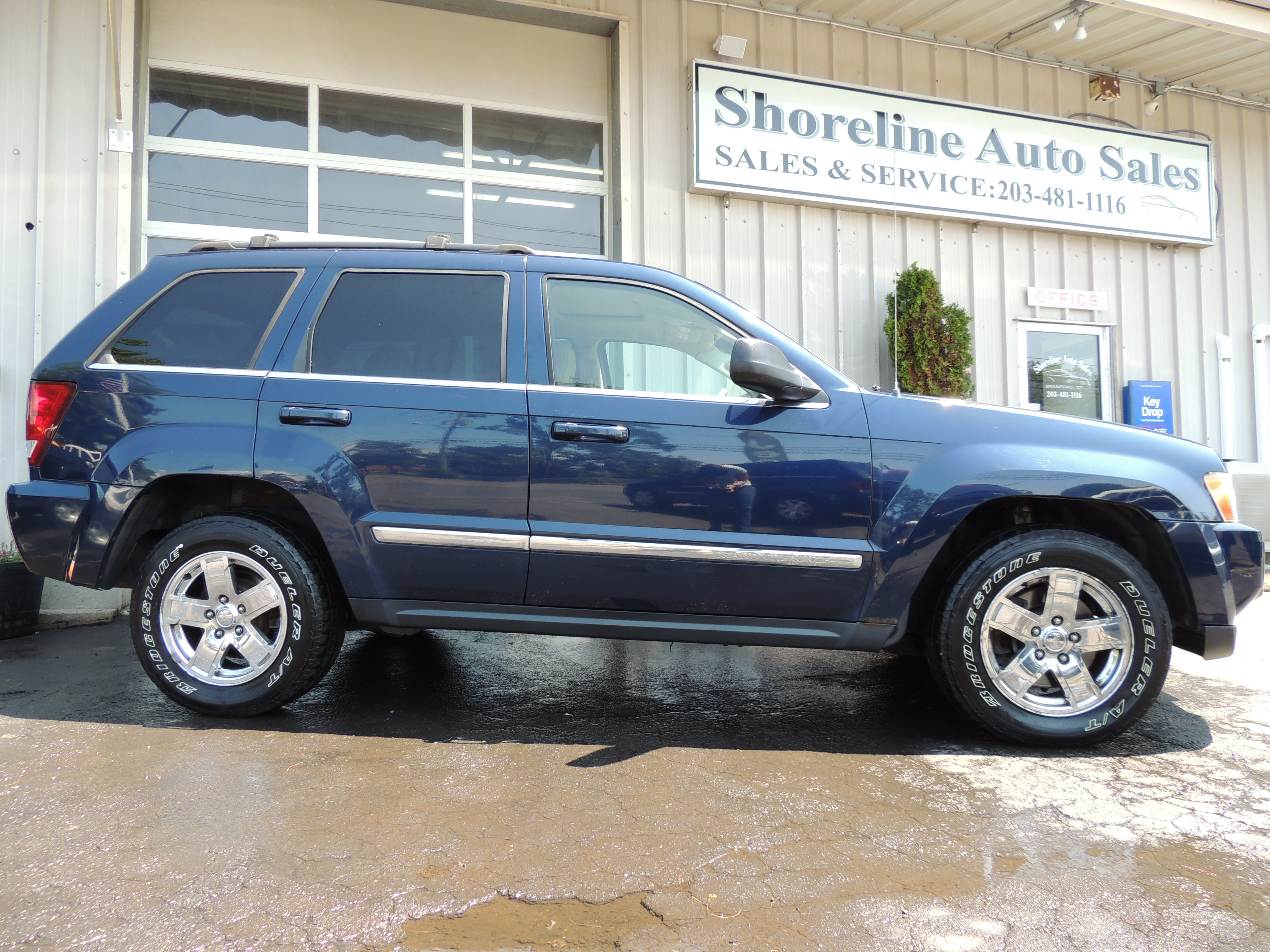 2005 jeep grand cherokee limited 5 7 hemi shoreline auto. Black Bedroom Furniture Sets. Home Design Ideas