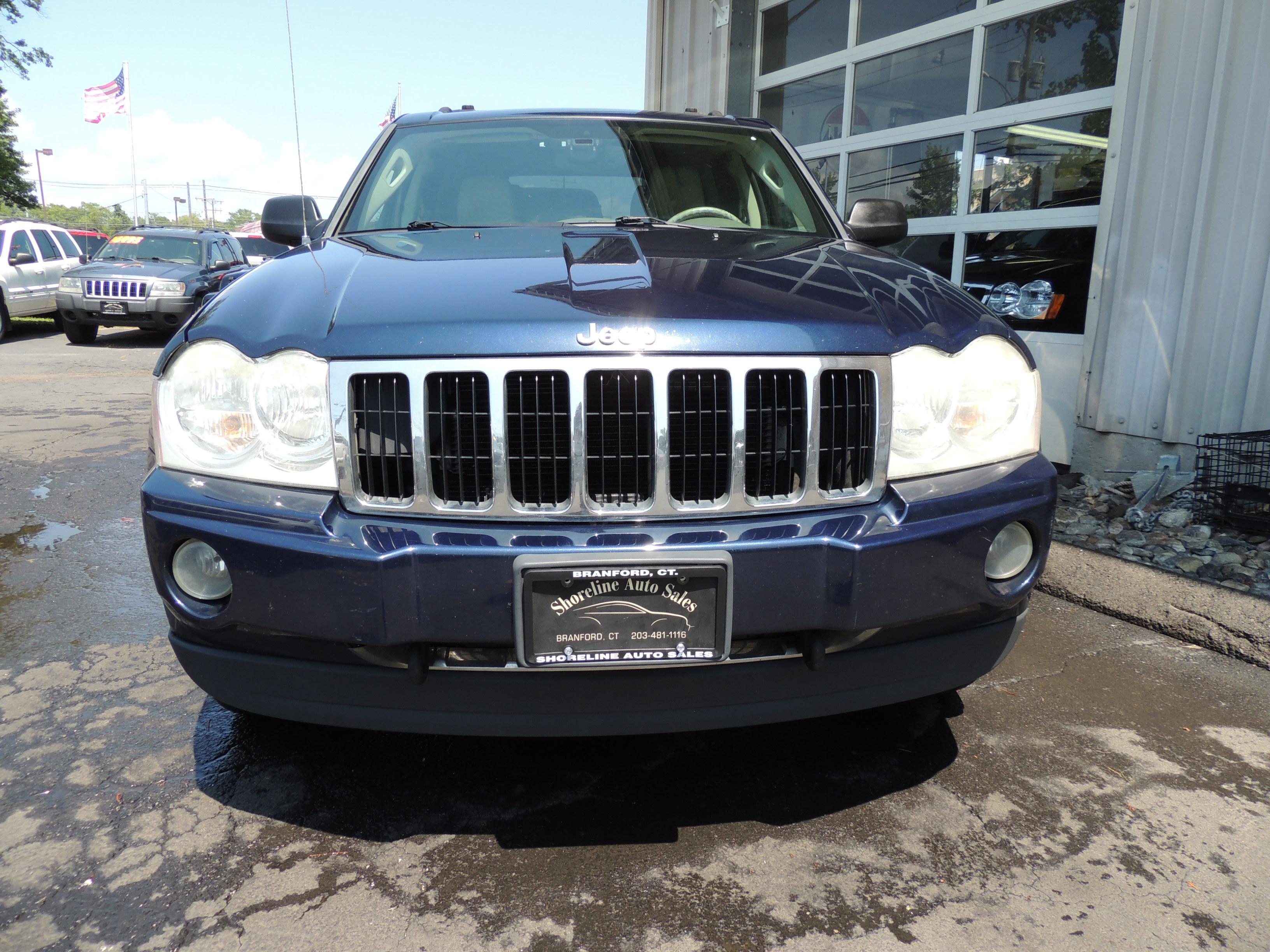 2005 jeep grand cherokee limited 5 7 hemi shoreline auto sales. Black Bedroom Furniture Sets. Home Design Ideas