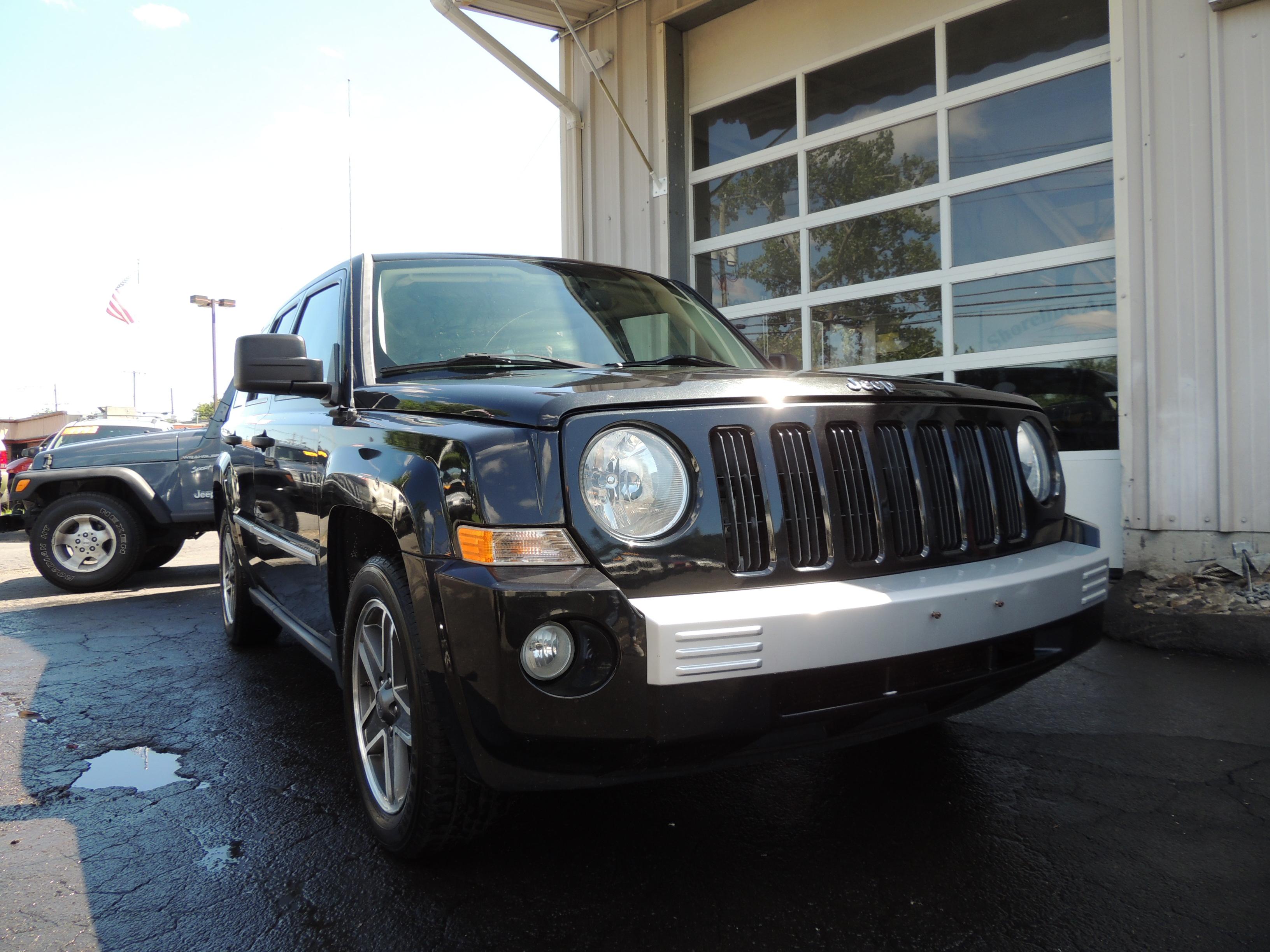 Jeeps For Sale In Ct >> 2008 Jeep Patriot Limited Edition   Shoreline Auto Sales