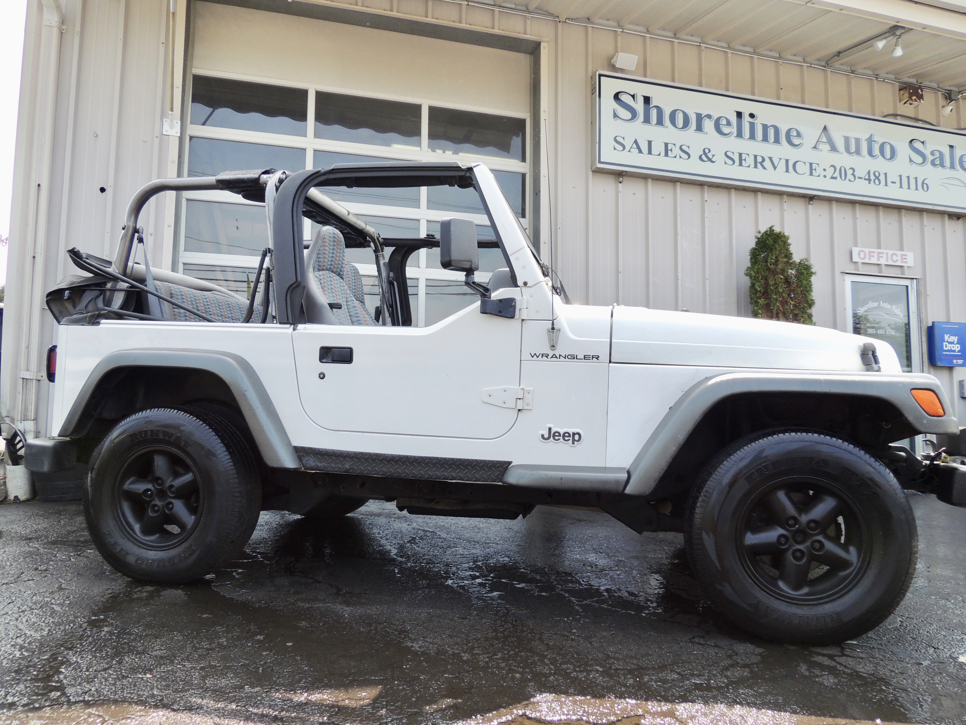Features overview new arrival 1997 jeep wrangler