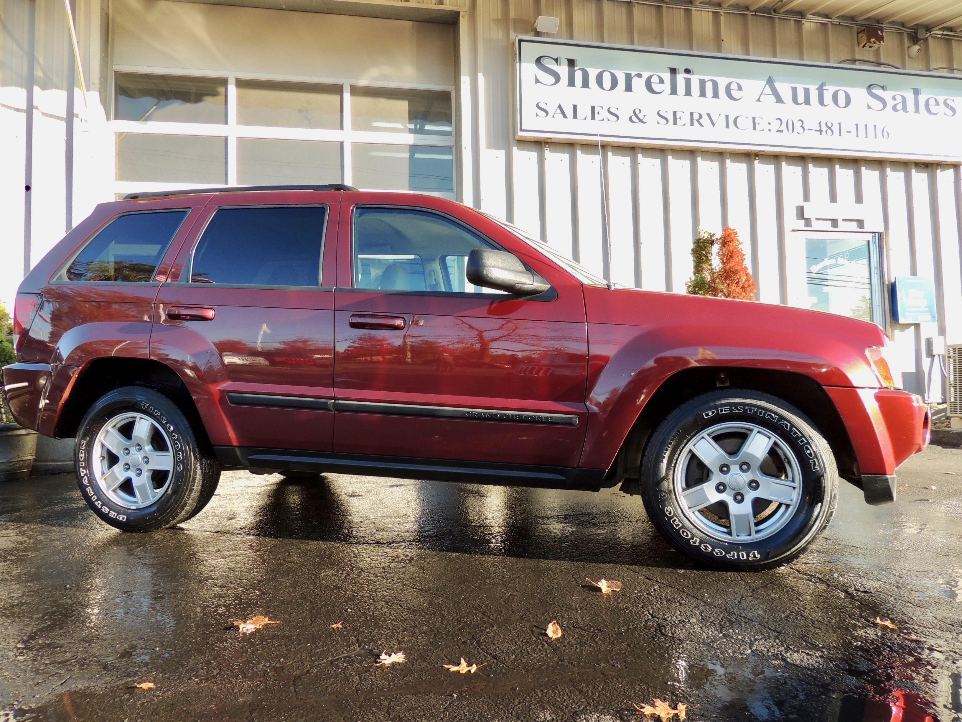 2007 jeep grand cherokee | shoreline auto s