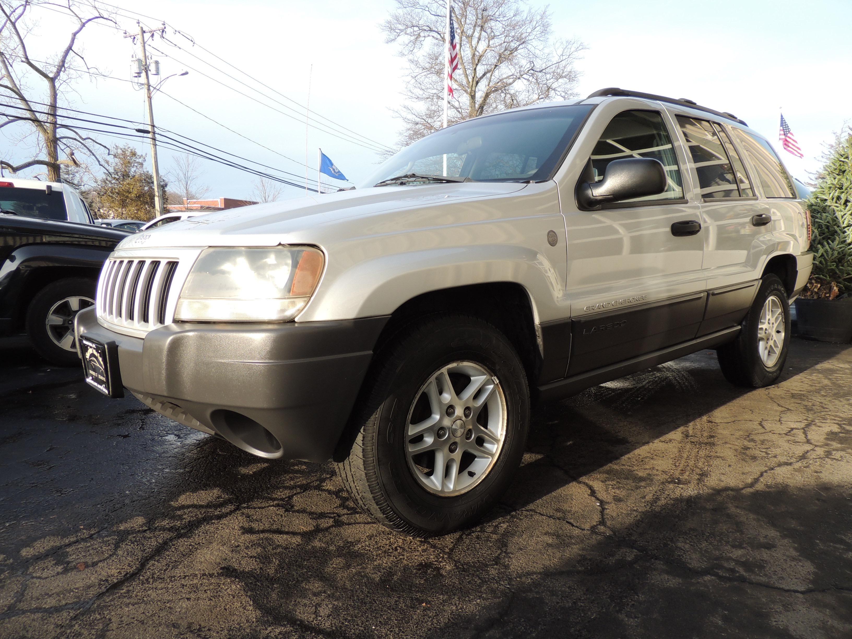 Jeeps For Sale In Ct >> 2003 Jeep Grand Cherokee Laredo | Shoreline Auto Sales