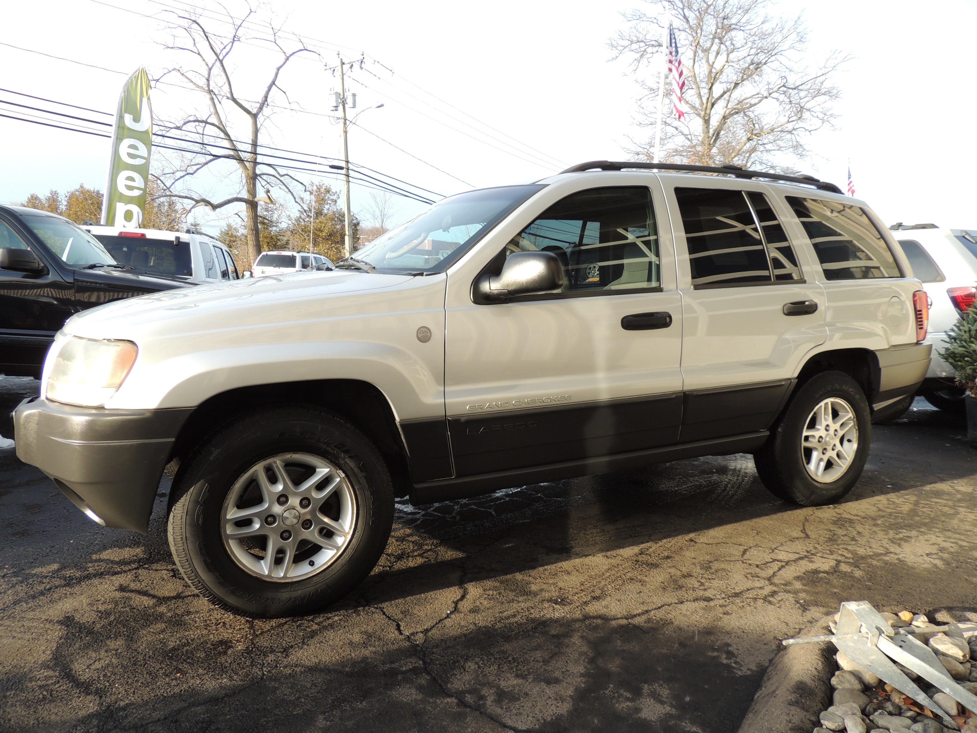 Jeeps For Sale In Ct >> 2003 Jeep Grand Cherokee Laredo   Shoreline Auto Sales