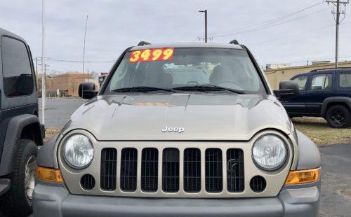 2007 2007 Jeep Liberty