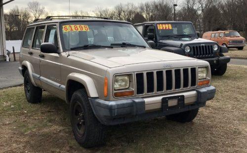 2001 2001 Jeep Cherokee