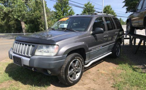 2004 2004 Jeep Grand Cherokee Freedom Edition