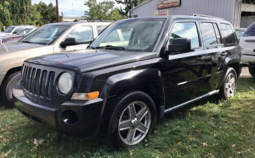 2008 2008 Jeep Patriot